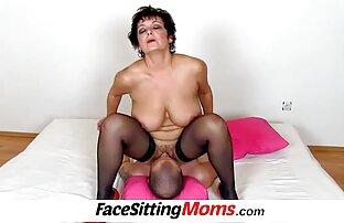 ماچو licked از الاغ خفن ترین عکسهای سکسی یک مادر تیره پوست در یک لباس آبی در خانه
