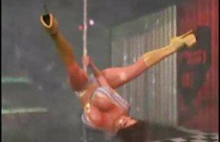 مرد قوی هیکل, خدمتکار, تاب الاغ بزرگ او در یک دوربین مخفی و دانلود فیلم سکسی خارجی خفن بمکد dildo به